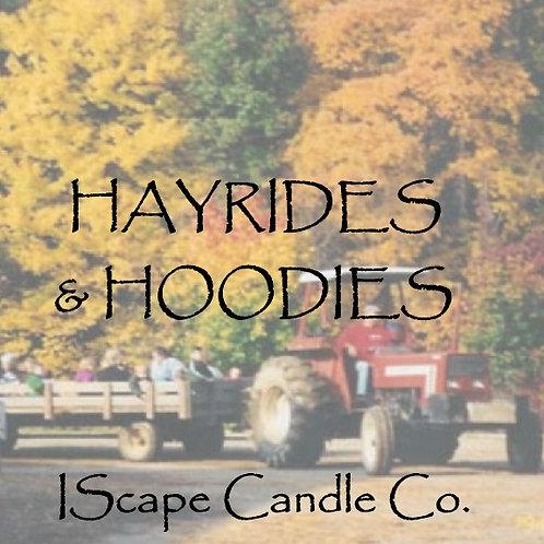 Hayrides and Hoodies