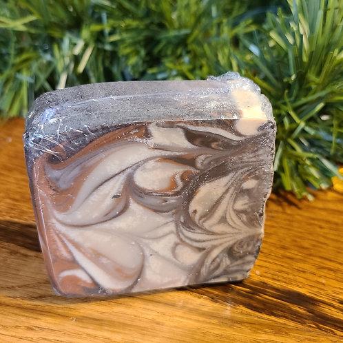 Barbershop soap