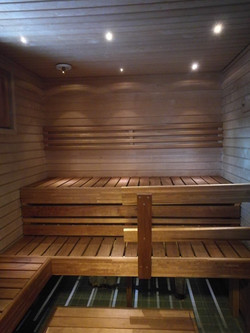 Tahkoalhti E14 sauna