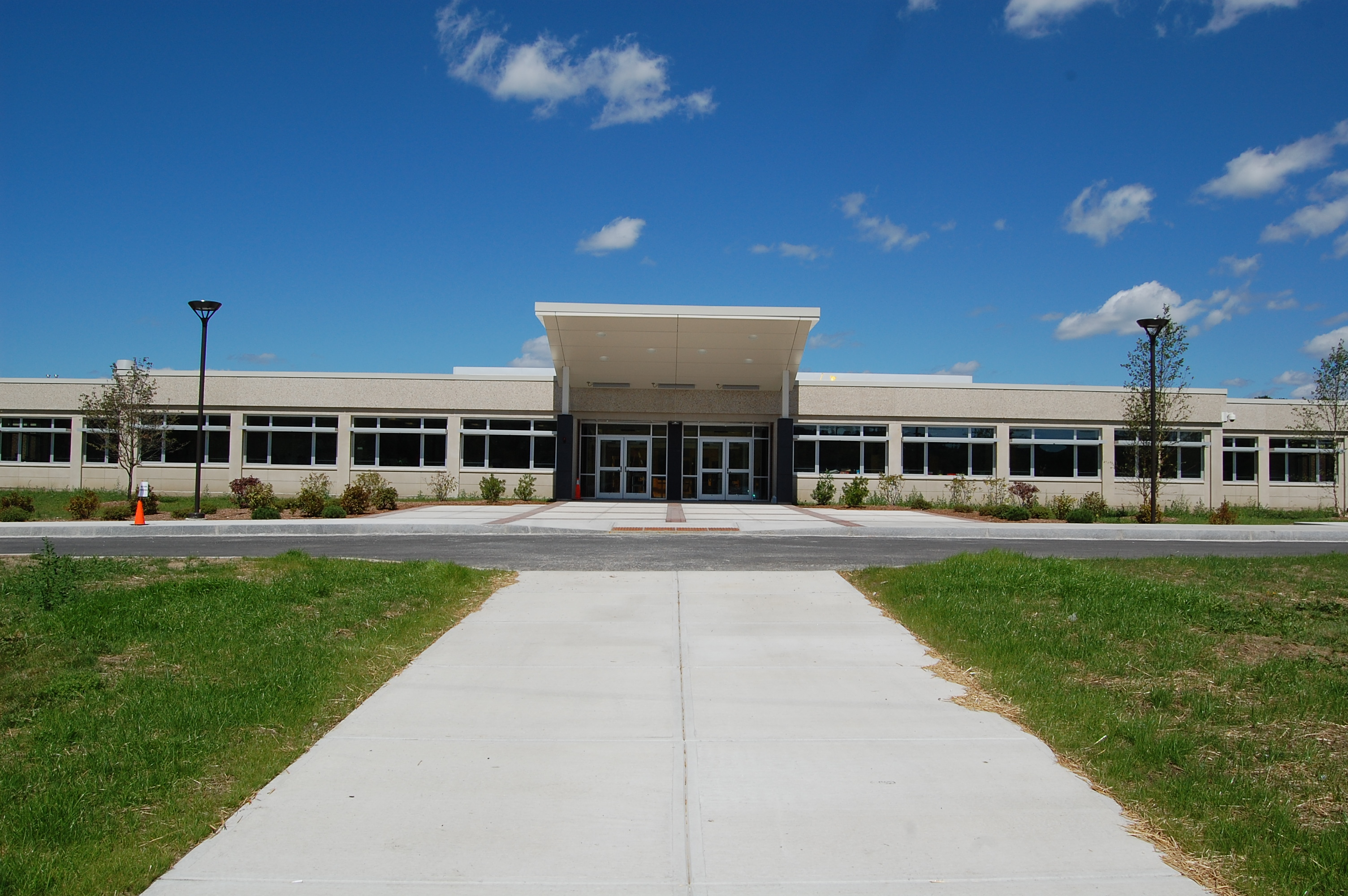 Hoosac Valley Middle High School