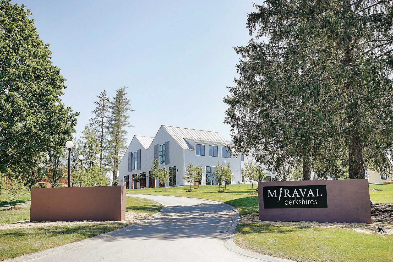 Miraval in the Berkshires