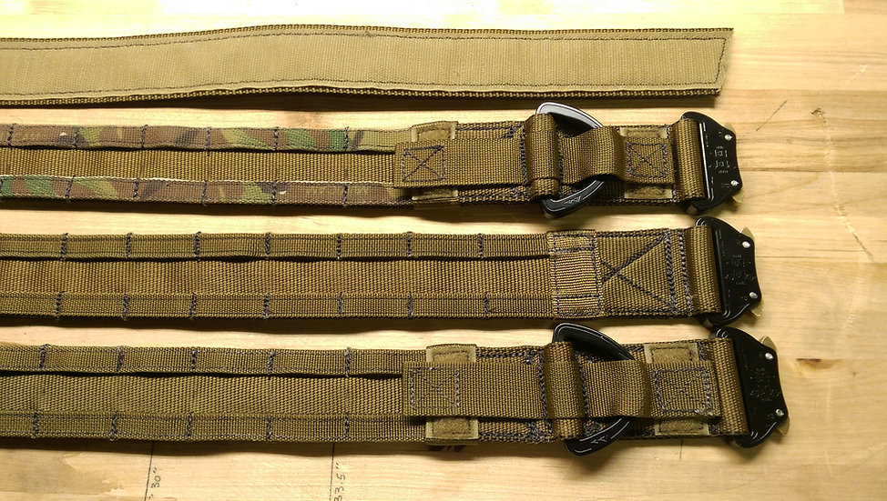 Alpha Gunfighter Belt (Camo)