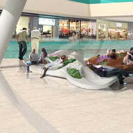 SWA Group (Designing the interior benches)