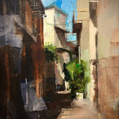 Alley in Nice