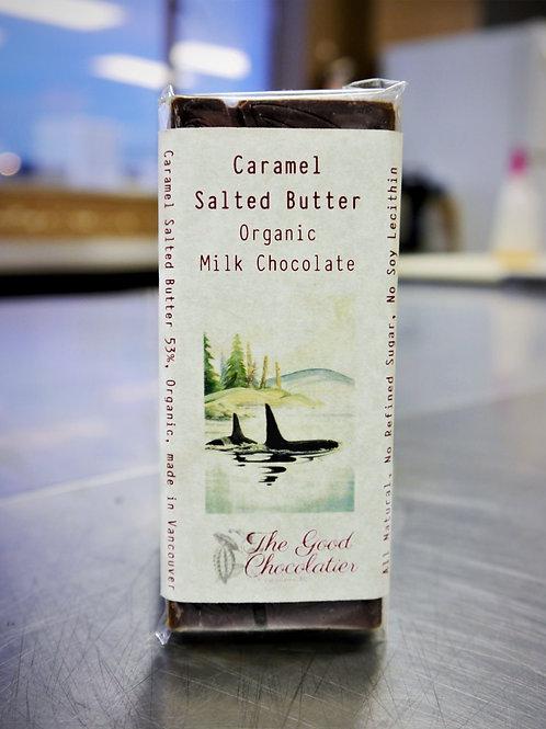 53% Caramel Salted Butter
