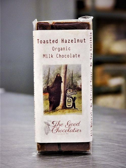53% Toasted Hazelnut