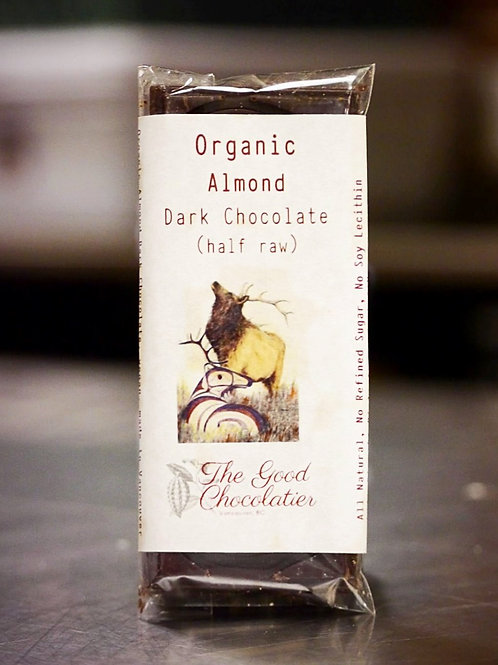 75% Almond Sea Salt