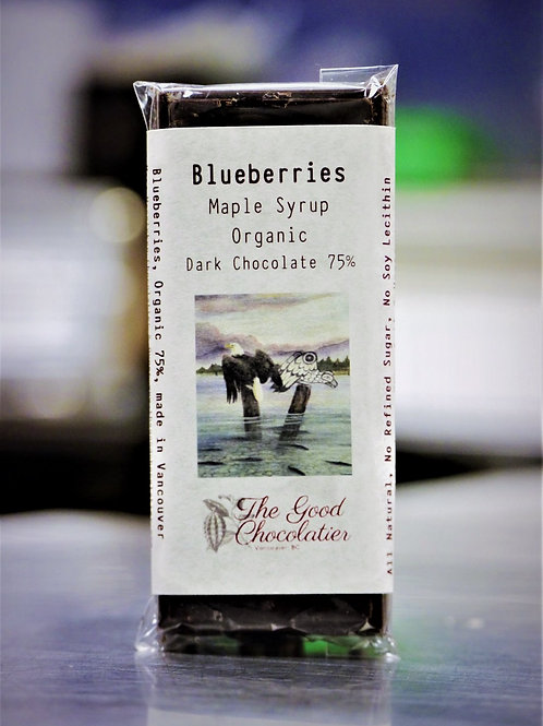 75% Blueberry Maple