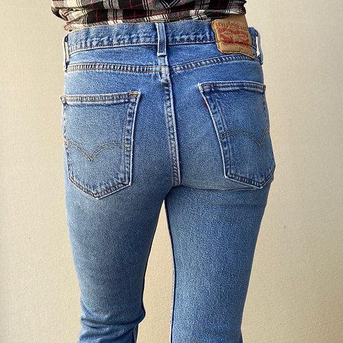 Levi's 512 Taper Fit Denim Jeans 30x32