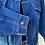 Thumbnail: Wrangler Low-Dip Rinse Denim Jacket
