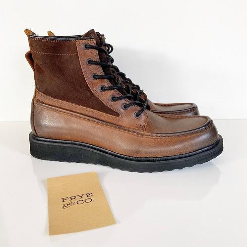 Frye & Co Men's Montana Moc Boot Sz 10.5