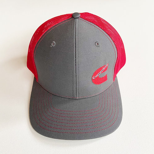 Cummins Engines Mesh Trucker Snapback Hat