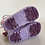 Thumbnail: Joe Fresh Pink Unicorn Toddler Rain Boots Sz 7T