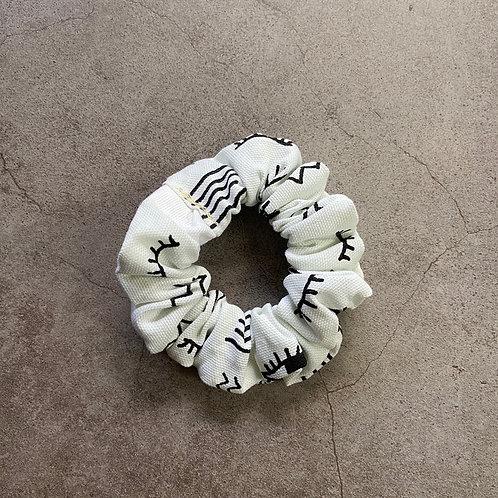The Ojo (Eye) Scrunchie