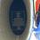 Thumbnail: Joe Fresh Blue Dino Toddler Rain Boots Sz 7T