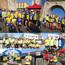 Grande giornata di primaveran per i #gialloblu, presenti in molte citta' italiane!!!