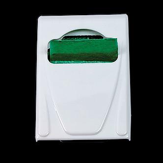 Dispenser para coletor de absorvente feminino