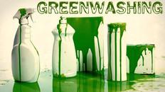 Greenwashing e Produtos de Limpeza.