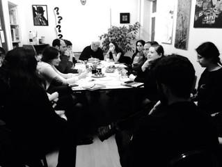 AsiKeçi ve Kavaklıderem Derneği Ortak Koordinasyon Toplantısı / 4 Şubat 2015