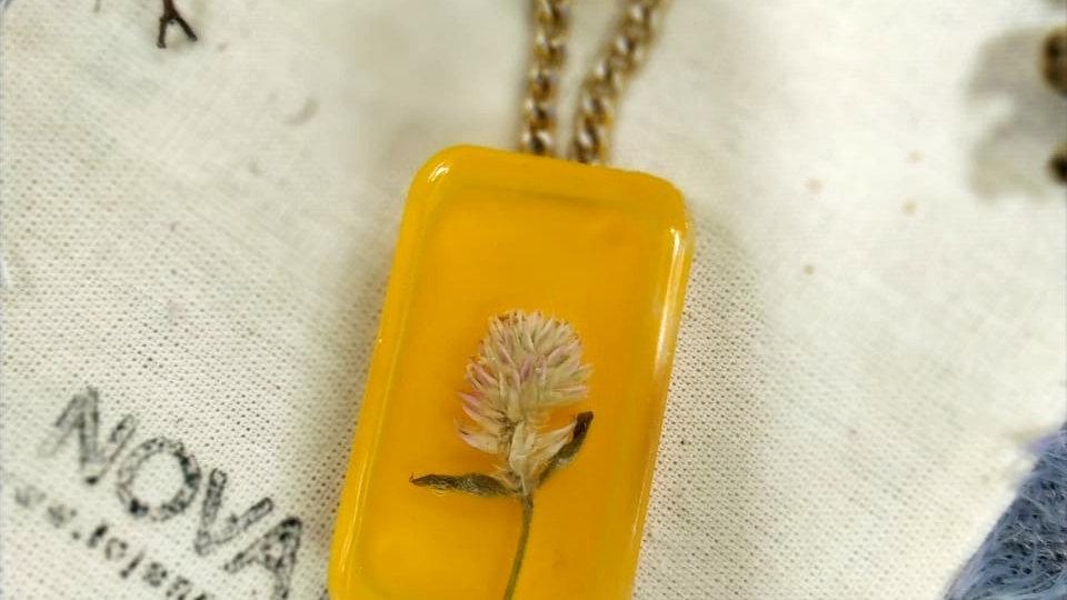 Pingente Flores