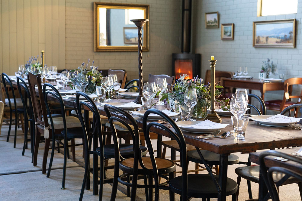 Sustainable Hosiery Southern Highlands Dining