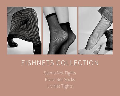 Sustainable Hosiery Swedish Stockings Fishnets Sale Australia NZ