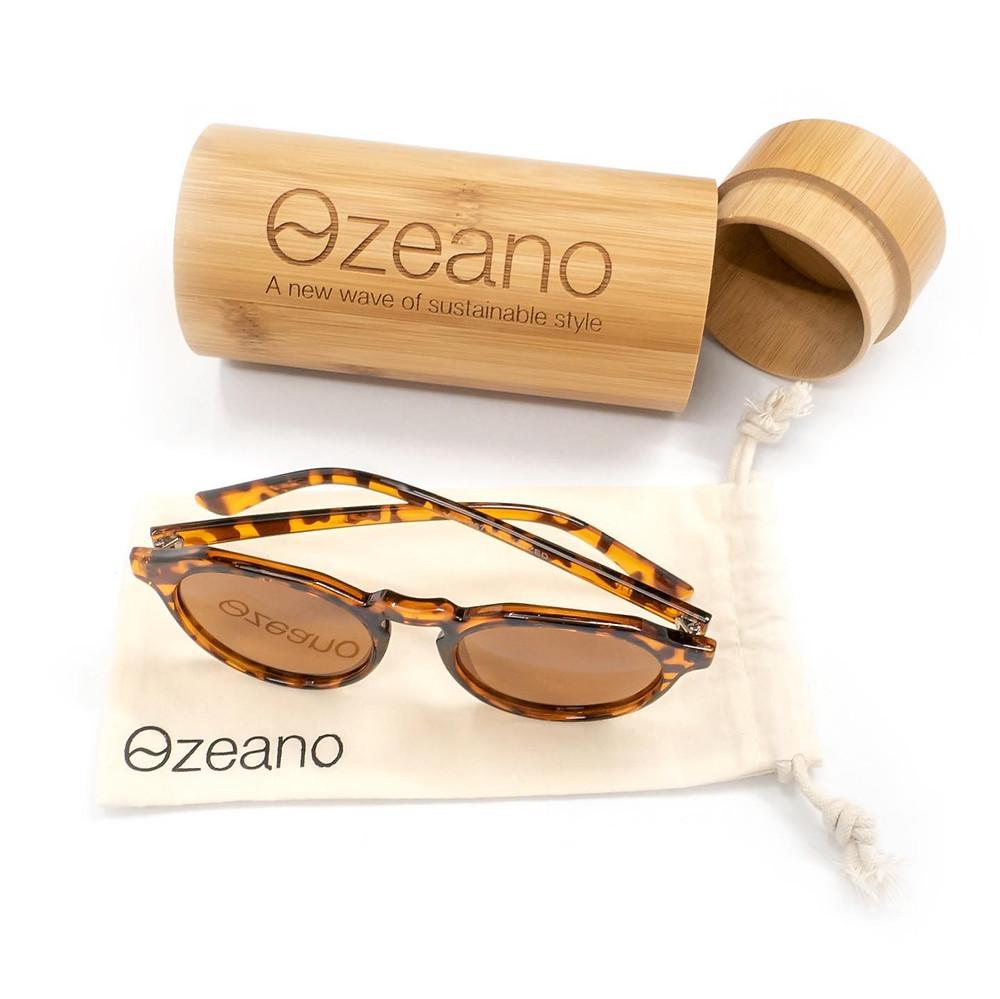 Sustainable Hosiery Ozeano Recycled Sunglasses