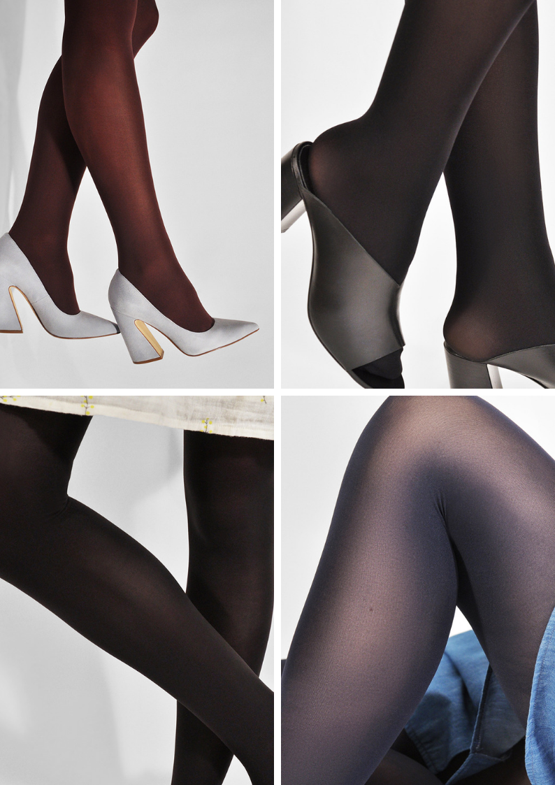 Swedish Stockings Olivia Premium 60 Denier Tights
