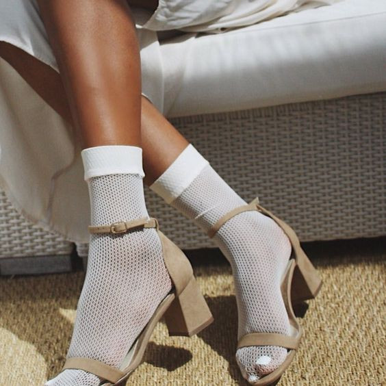 Swedish Stockings Vera Net Socks