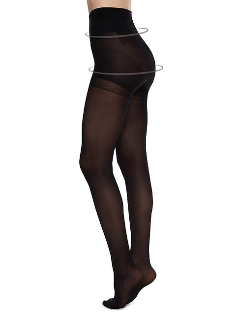 Sustainable Hosiery Swedish Stockings Anna Control Top Tights Australia NZ