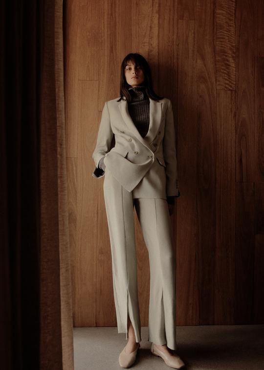 Sustainable Hosiery Australian Made Womens' Suit