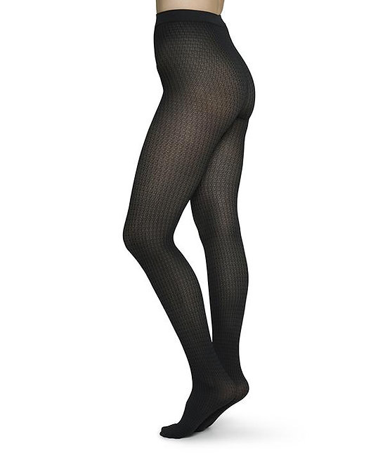 Swedish Stockings Agnes Houndstooth Tights