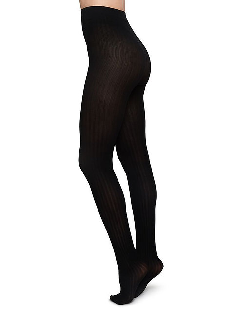 Swedish Stockings Alma Rib Tights