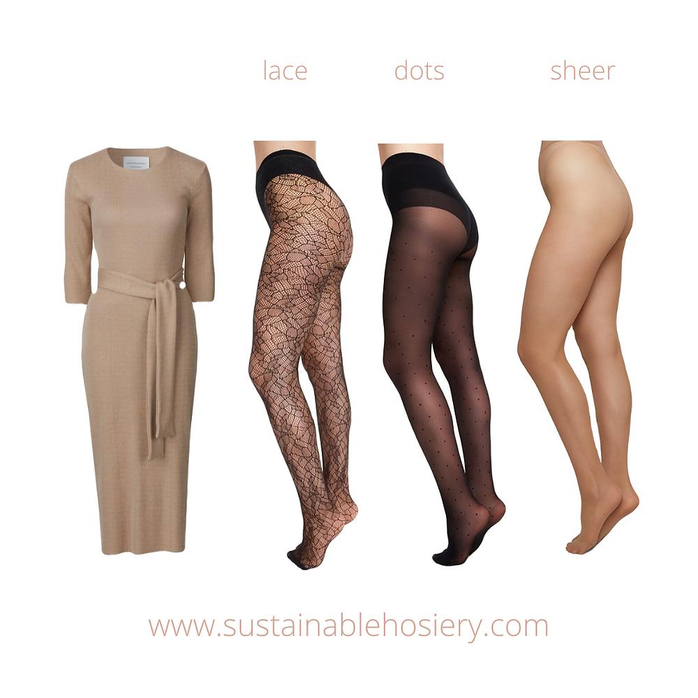 Sustainable Hosiery Viktoria & Woods Dress
