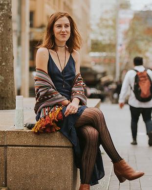 Sustainable Hosiery Swedish Stockings New Zealand Fashion Week