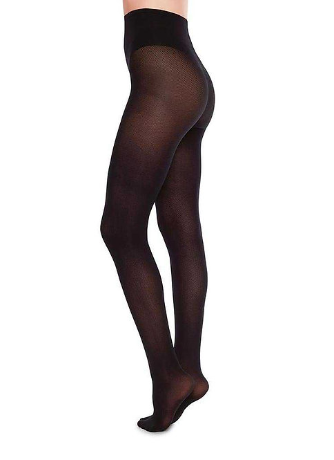 Sustainable Hosiery Swedish Stockings Nina Herringbone Tights Australia NZ