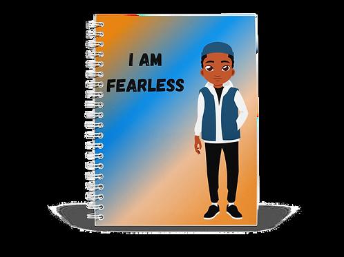 I am Fearless (Teen) Notebook