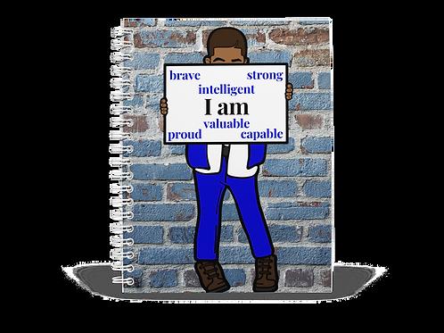 I am (Boy) Notebook