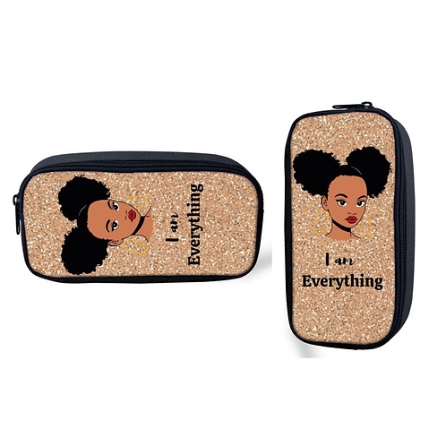 I am Everything Pencil Pouch