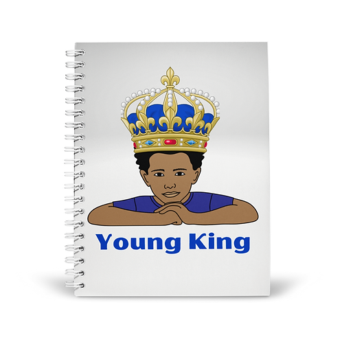 I am King Notebook