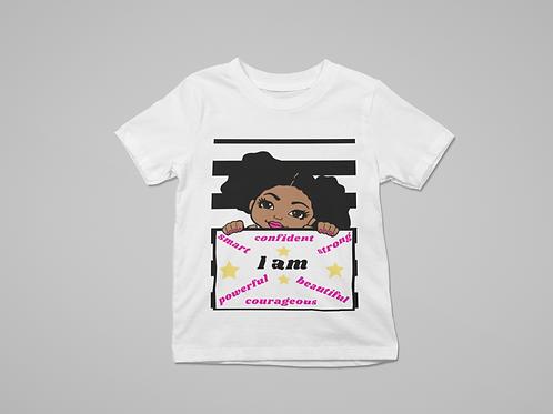 I am (Girl) T-Shirt