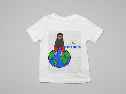 I am Greatness T-Shirt