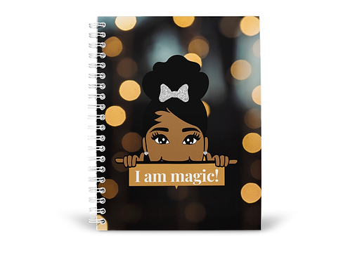 I am Magic Notebook