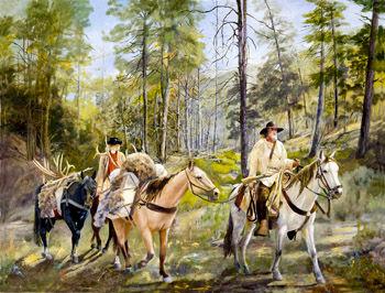 The Elk Hunters White sm.jpg