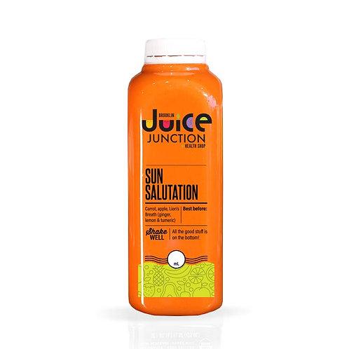 Sun Salutation Juice