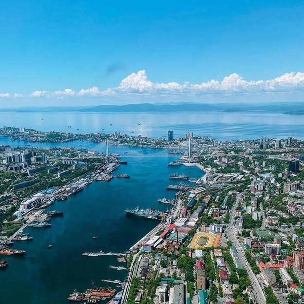 Vladivostok Helicopters.Полет на вертоле
