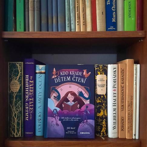 Kdo krade dětem čtení?