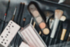 Курс по бровям - косметика и кисти