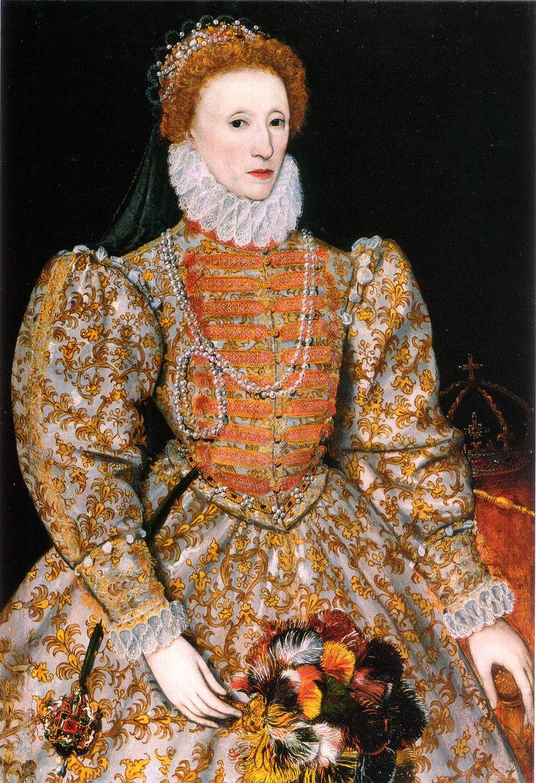 История макияжа - красная помада в период ренессанса