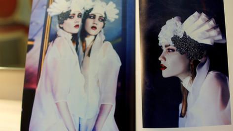 Журнал Flanelle опубликовал работы Тамары Слепченко
